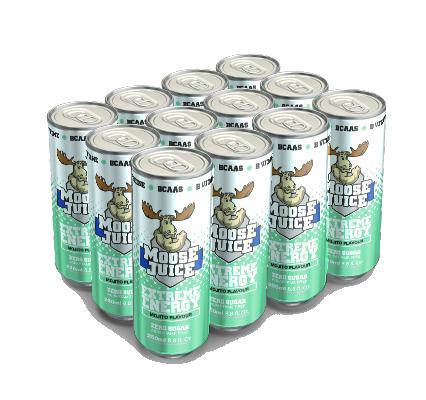 Moose Juice Mojito