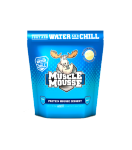 Milky White Choc Muscle Mousse 750g