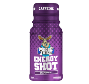 Moose Juice Energy Shot Grape Tastic