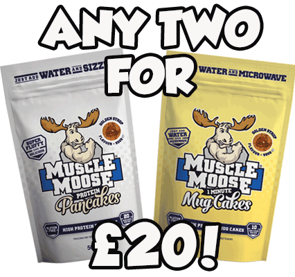 Pancakes & Mug Cakes - 2 for £20!