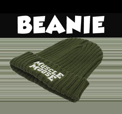 Muscle Moose Beanie