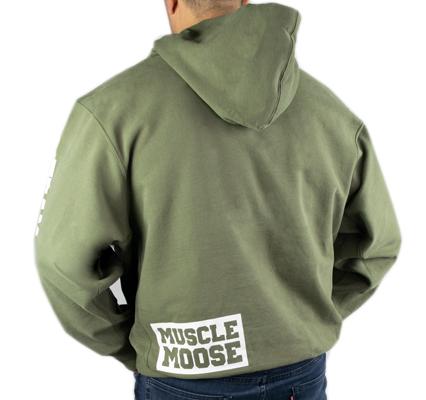 Muscle Moose Hoodie