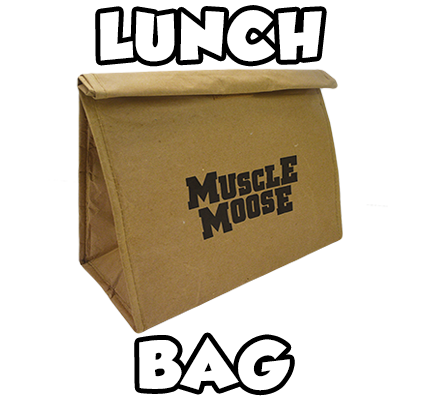 Muscle Moose Lunch Bag